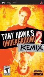Obal-Tony Hawk´s Underground 2 Remix