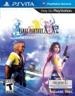 Obal-Final Fantasy X/X-2 HD Remaster