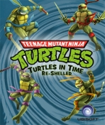 Obal-Teenage Mutant Ninja Turtles: Turtles in Time Reshelled
