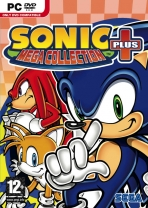 Obal-Sonic Mega Collection Plus
