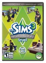 Sims 3 High-End Loft Stuff