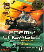Obal-Enemy Engaged: RAH66 Comanche Vs KA-52 Hokum