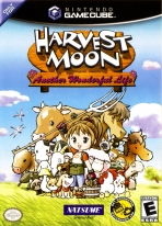 Obal-Harvest Moon: Another Wonderful Life
