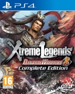 Obal-Dynasty Warriors 8: Xtreme Legends Complete Edition
