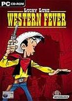 Obal-Lucky Luke: Western Fever