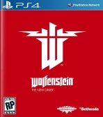 Obal-Wolfenstein: The New Order