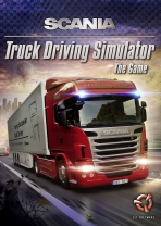 Obal-Scania Truck Driving Simulator