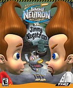Obal-Adventures of Jimmy Neutron, Boy Genius: Jimmy Neutron Vs. Jimmy Negatron, The