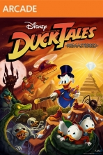 Obal-Ducktales Remastered