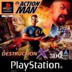 Obal-Action Man: Destruction X