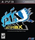 Obal-Persona 4 Arena Ultimax
