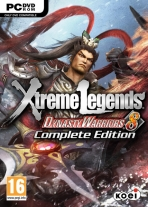 Obal-Dynasty Warriors 8 Xtreme Legends