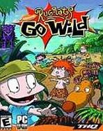 Obal-Rugrats Go Wild