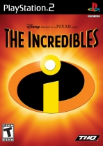 Obal-The Incredibles