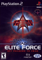 Obal-Star Trek: Voyager - Elite Force