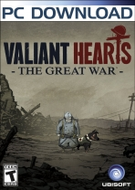 Obal-Valiant Hearts: The Great War