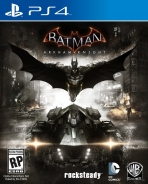 Obal-Batman: Arkham Knight