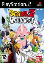 Obal-Dragon Ball Z: Infinite World