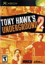Obal-Tony Hawk´s Underground 2
