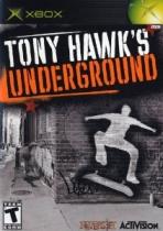 Obal-Tony Hawk´s Underground