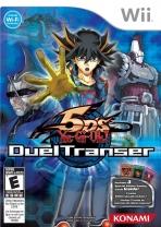 Obal-Yu-Gi-Oh! 5D´s Duel Transer