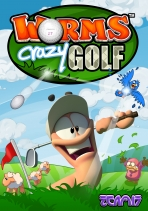Obal-Worm´s Crazy Golf