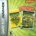 Obal-Teenage Mutant Ninja Turtles: Double Pack