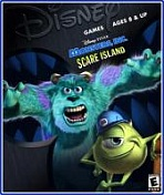 Monsters, Inc.: Scare Island (Jewel Case)