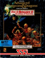 Advanced Dungeons & Dragons Eye of the Beholder 2: The legend of Darkmoon