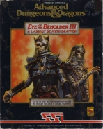 Obal-Advanced Dungeons & Dragons Eye of the Beholder 3: Assault of Myth Drannor