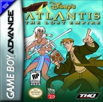 Obal-Atlantis (Disney´s): The Lost Empire