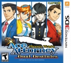 Obal-Phoenix Wright: Ace Attorney - Dual Destinies