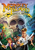 Obal-The Secret of Monkey Island: Special Edition