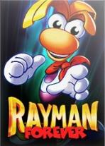 Obal-Rayman Forever