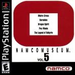 Obal-Namco Museum Vol. 5