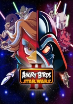 Obal-Angry Birds: Star Wars 2
