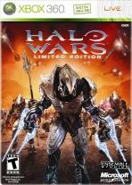 Obal-Halo Wars: Limited Edition