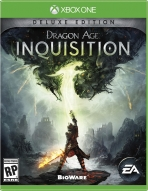 Obal-Dragon Age Inquisition: Deluxe Edition