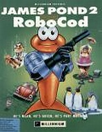 Obal-James Pond 2: Codename RoboCod