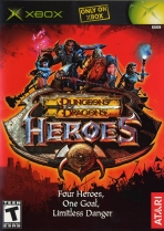 Obal-Dungeons & Dragons: Heroes