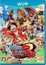 Obal-One Piece: Unlimited World Red