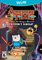 Obal-Adventure Time: Explore The Dungeon Because I Don´t Know!