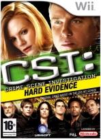 Obal-CSI Crime Scene Investigation: Hard Evidence