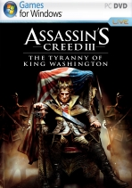 Obal-Assassin´s Creed III: The Tyranny of King Washington