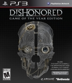 Obal-Dishonored Game of the Year Edition