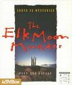 Obal-Santa Fe Mysteries: The Elk Moon Murder