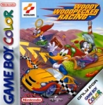 Obal-Woody Woodpecker Racing