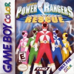 Obal-Power Rangers: Lightspeed Rescue