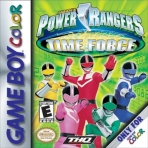 Obal-Power Rangers: Time Force