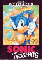 Obal-Sonic the Hedgehog